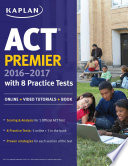 Act Premier 2016 2017 With 8 Practice Tests PDF