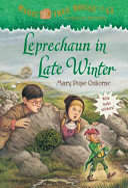 Leprechaun in Late Winter [With Sticker(s)]
