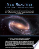 New Realities Of The Twenty First Century Part 1