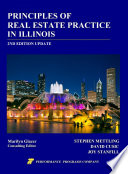 Principles of Real Estate Practice in Illinois  2nd Edition