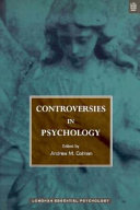 Controversies in Psychology Book
