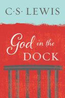 God in the Dock Pdf/ePub eBook