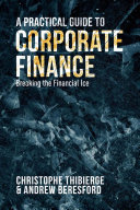 A Practical Guide to Corporate Finance Pdf/ePub eBook