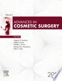Advances in Cosmetic Surgery   E Book 2019