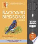 The Backyard Birdsong Guide