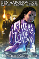Rivers of London - Night Witch #3