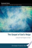 The Gospel Of God S Reign