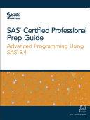 SAS Certified Professional Prep Guide [Pdf/ePub] eBook