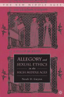 Pdf Allegory and Sexual Ethics in the High Middle Ages Telecharger