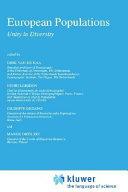 European Populations  Unity in Diversity