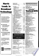 Broadcasting Yearbook