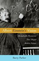 Albert Einstein s Vision