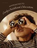 Cover of Approaches to Early Childhood Education