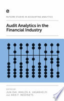 Audit Analytics in the Financial Industry