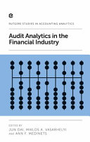 Pdf Audit Analytics in the Financial Industry Telecharger