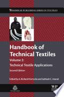 Handbook of Technical Textiles Book