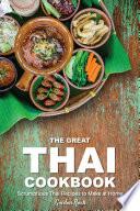 The Great Thai Cookbook