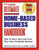 Ultimate Home Based Business Handbook