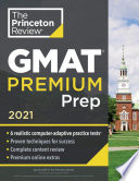 Princeton Review GMAT Premium Prep 2021