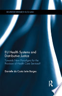EU Health Systems and Distributive Justice Book