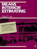 Means interior estimating