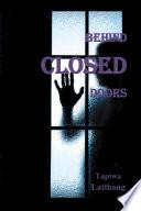 Behind Closed Doors Pdf [Pdf/ePub] eBook