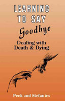 Pdf Learning to Say Goodbye