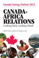Canada Africa Relations