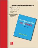 Looseleaf Communication Matters