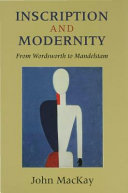 Inscription and Modernity