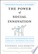 The Power of Social Innovation Book PDF