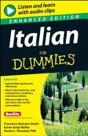 Italian For Dummies, Enhanced Edition [Pdf/ePub] eBook