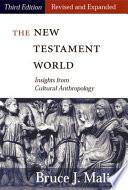 The New Testament World