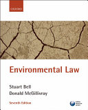 Environmental Law Book