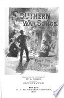 Southern War Songs Book PDF