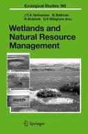 Wetlands and Natural Resource Management [Pdf/ePub] eBook