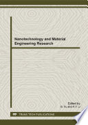 Nanotechnology and Material Engineering Research