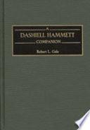 Download A Dashiell Hammett Companion Book