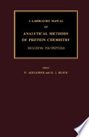 Determination of the Size and Shape of Protein Molecules  : A Laboratory Manual of Analytical Methods of Protein Chemistry (Including Polypeptides) , Volume 3