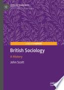 British Sociology