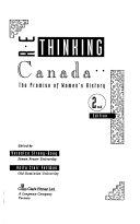 Rethinking Canada Book