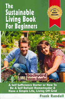 The Sustainable Living Book for Beginners