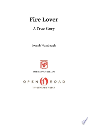 Free Read Online Fire Lover PDF Book - Read Full Book