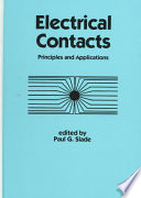 Electrical Contacts Book