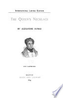 The Queen s Necklace Book
