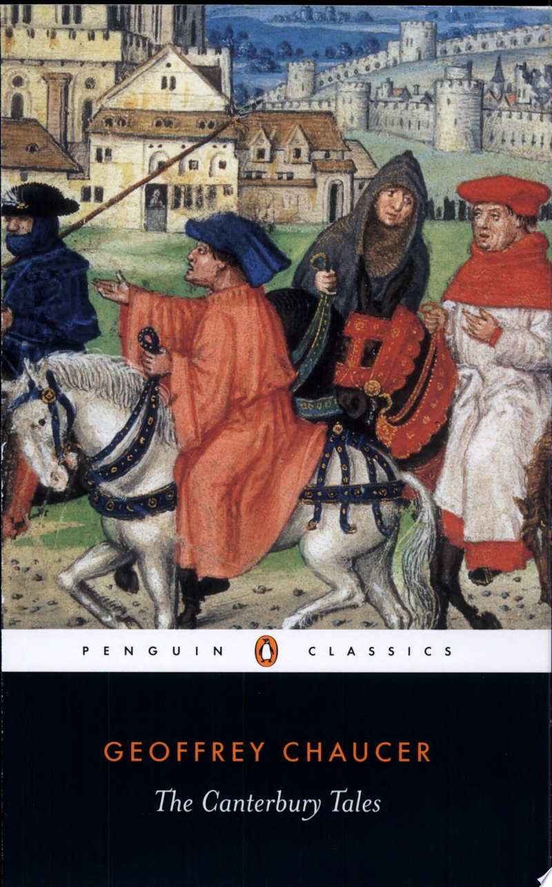 The Canterbury Tales image