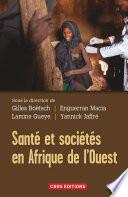 Sante Et Societe En Afrique