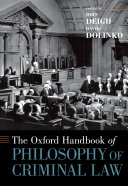 The Oxford Handbook of Philosophy of Criminal Law