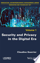 Security And Privacy In The Digital Era