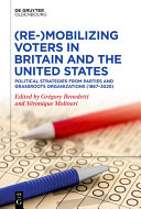 (Re-)Mobilising Voters in Britain and the United States Pdf/ePub eBook